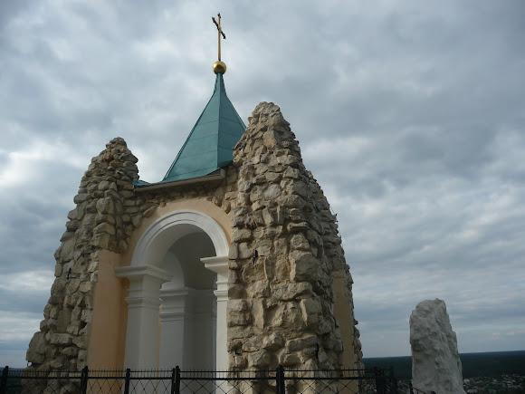 Святогірська Свято-Успенська Лавра. Каплиця Андрія Первозванного