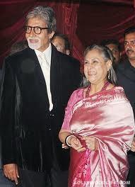 Pasangan Amitabh Bachchan-Jaya
