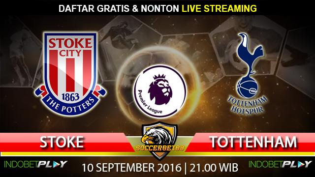 Prediksi Stoke vs Tottenham 10 September 2016 (Liga Inggris)
