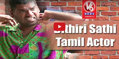 Bittiri Satti As Tamil Actor  Funny Conversation With Savitri Over Tamil Directors  Teenmaar News