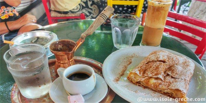 Nescafé Frappé e caffè greco