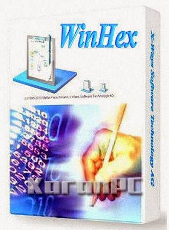 WinHex 18.0 Final Crack Portable