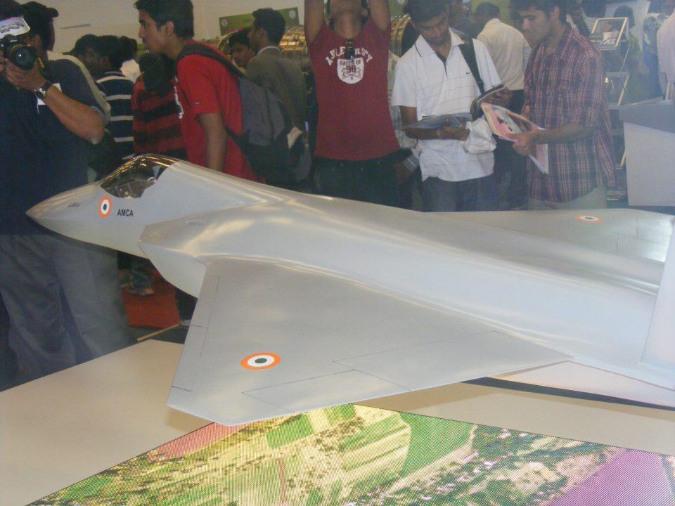 Indian Advanced Medium Combat Aircraft (AMCA)