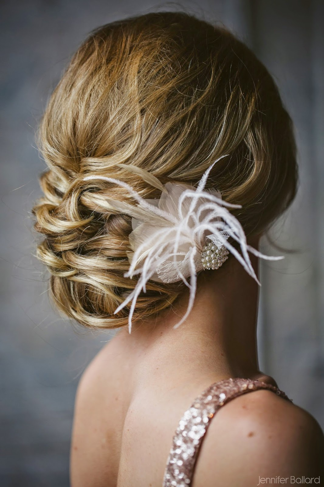 jessica jean myers: fav wedding hair of 2014 - updo edition