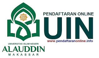 Pendaftaran Online UIN Alauddin 2019-2020
