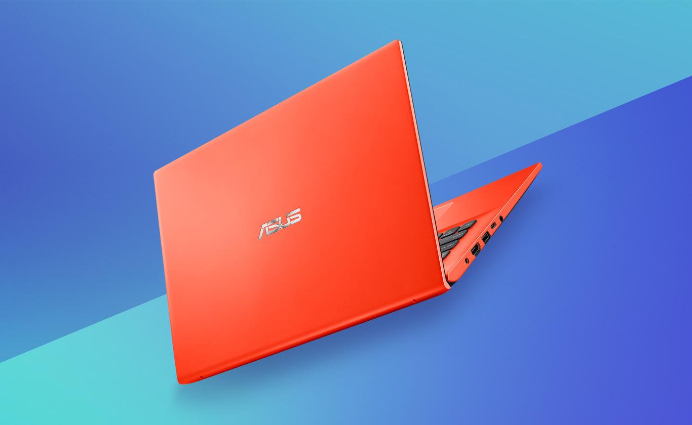 Asus VivoBook Ultra A412DA Coral Rush Color