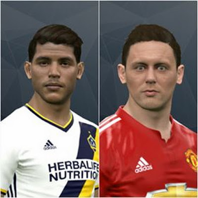 PES 2017 latest transfer smoke 9.4.3 (30 July 2017) by Osama Mohammad Mistarihi