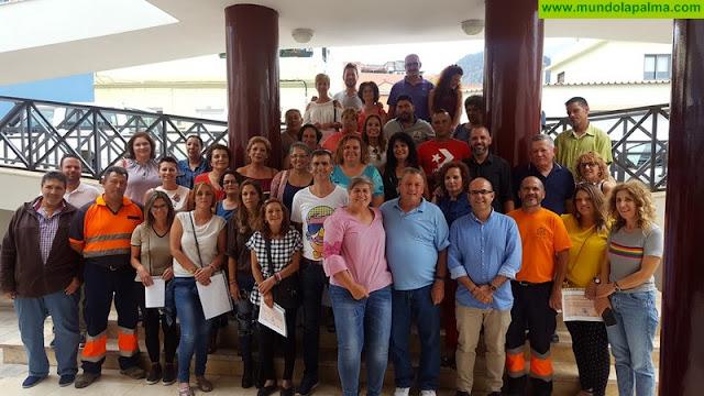 Concluye el Proyecto de Revalorización de Espacios Públicos y Mejora de Los Servicios municipales en Los Llanos de Aridane