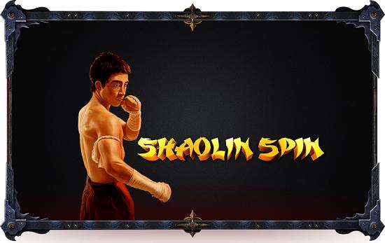 Game slot trực tuyến shaolin spin
