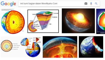 Inti bumi bagian dalam dan 5 Fakta Menarik Inti Bumi Bagian Dalam, Inti bumi bagian luar