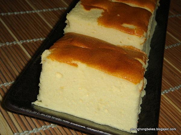 Mango Yogurt Cottony Cake Recipe