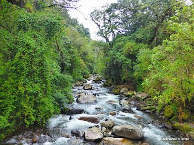 Río Caldera Boquete, Panamá