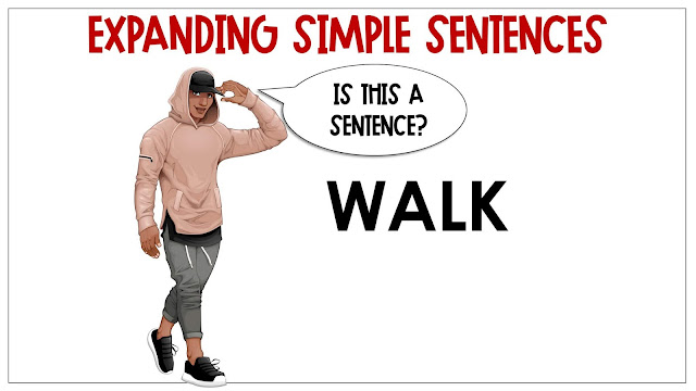 sentence expanding lessons