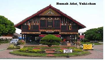 Desain Bentuk Rumah Adat Nanggroe Aceh Darussalam dan Penjelasanya, Rumah Adat di Indonesia
