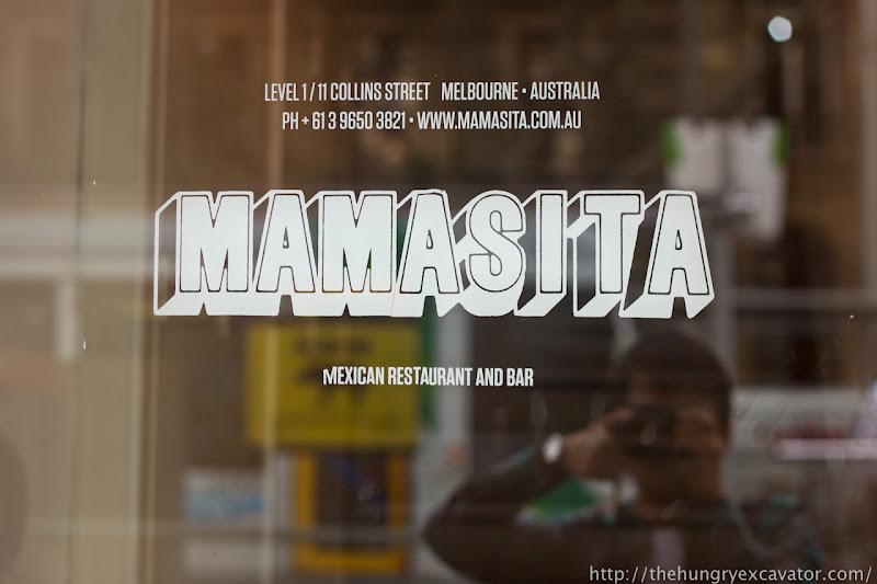 The Hungry Excavator: Mamasita, CBD