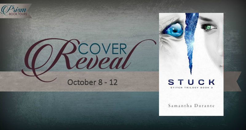 We're revealing the cover of STUCK by Samantha Durante!