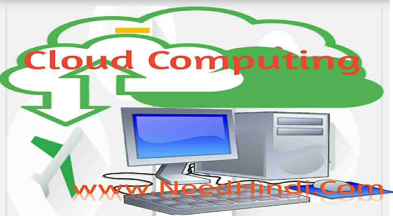 What Is Cloud Computing Could Kaam Kaise Karta Hai Baut Hardisk