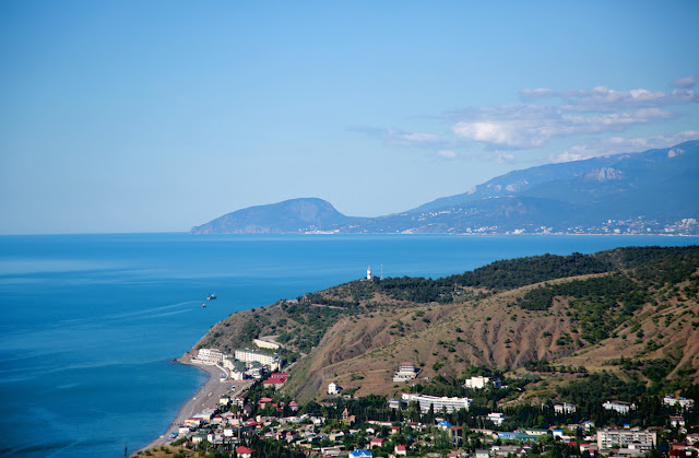 Crimea, mountains, Yaila, Mount Demerdzhi, Крым, горы, Яйла, гора Демирджи