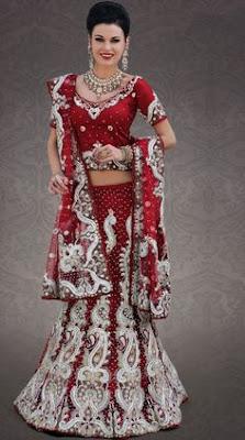 Bridal Lehenga Dresses