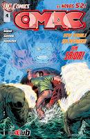 Os Novos 52! O.M.A.C #4
