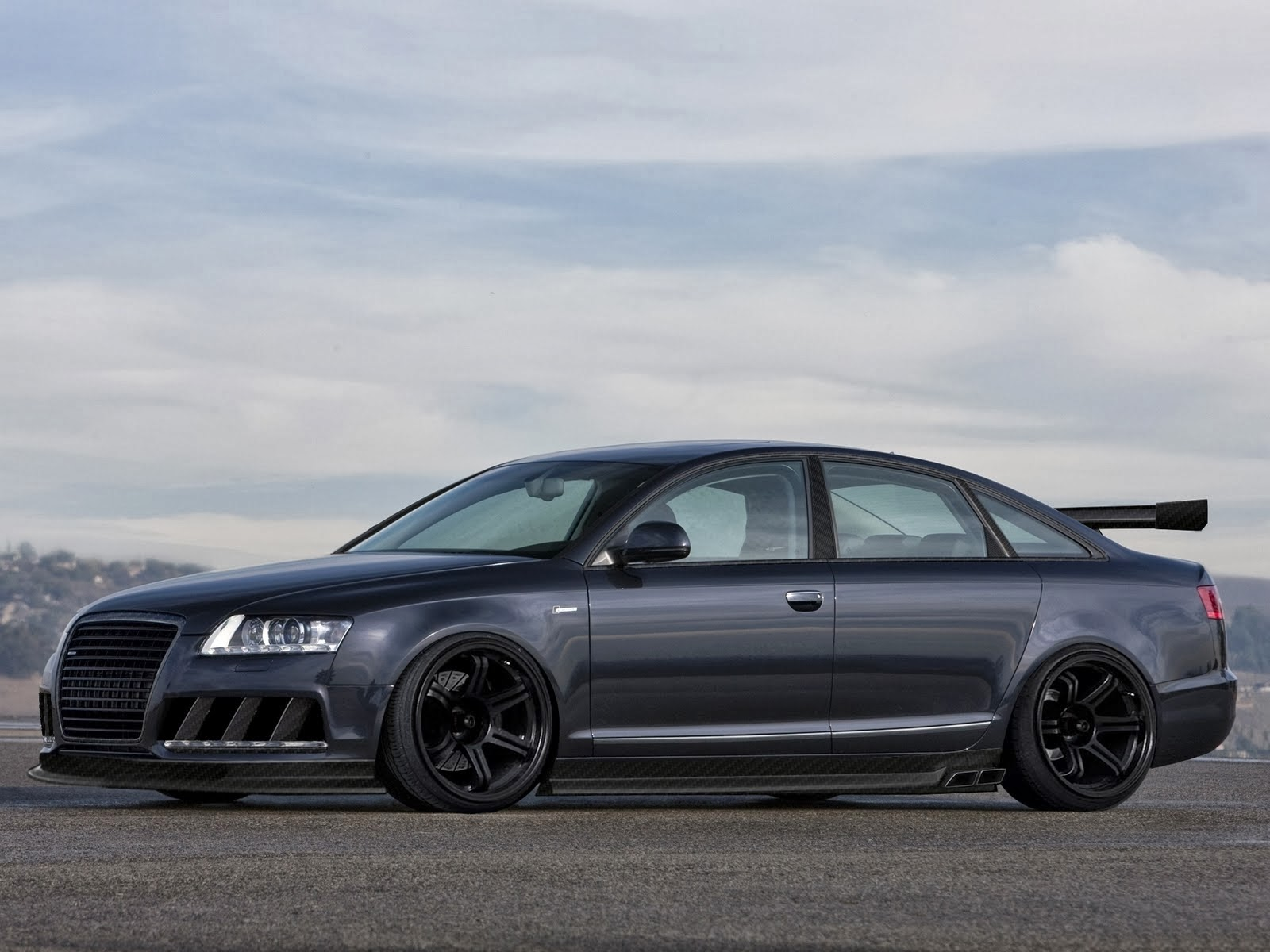 2001 Audi A6 Tuning Up