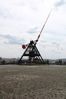 parco Letnà Praga