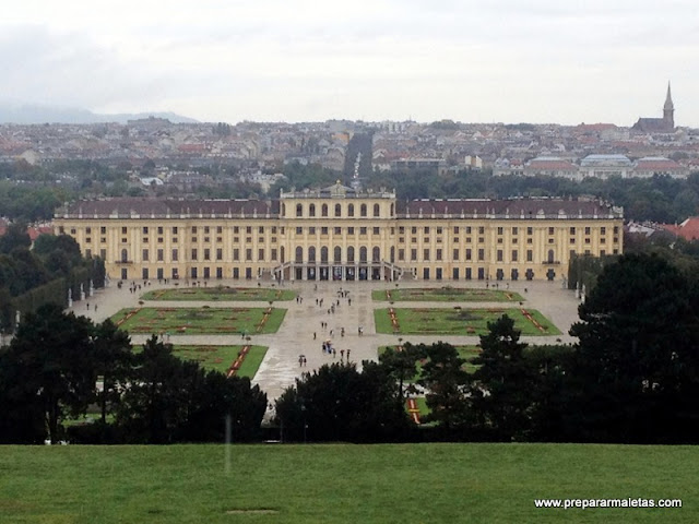 Vistas chulas de Viena