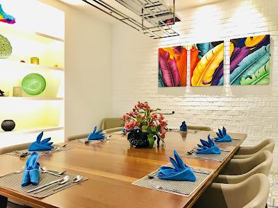 Buffet Dinner at Restoran Mercato, Avangio Hotel Kota Kinabalu, Sabah
