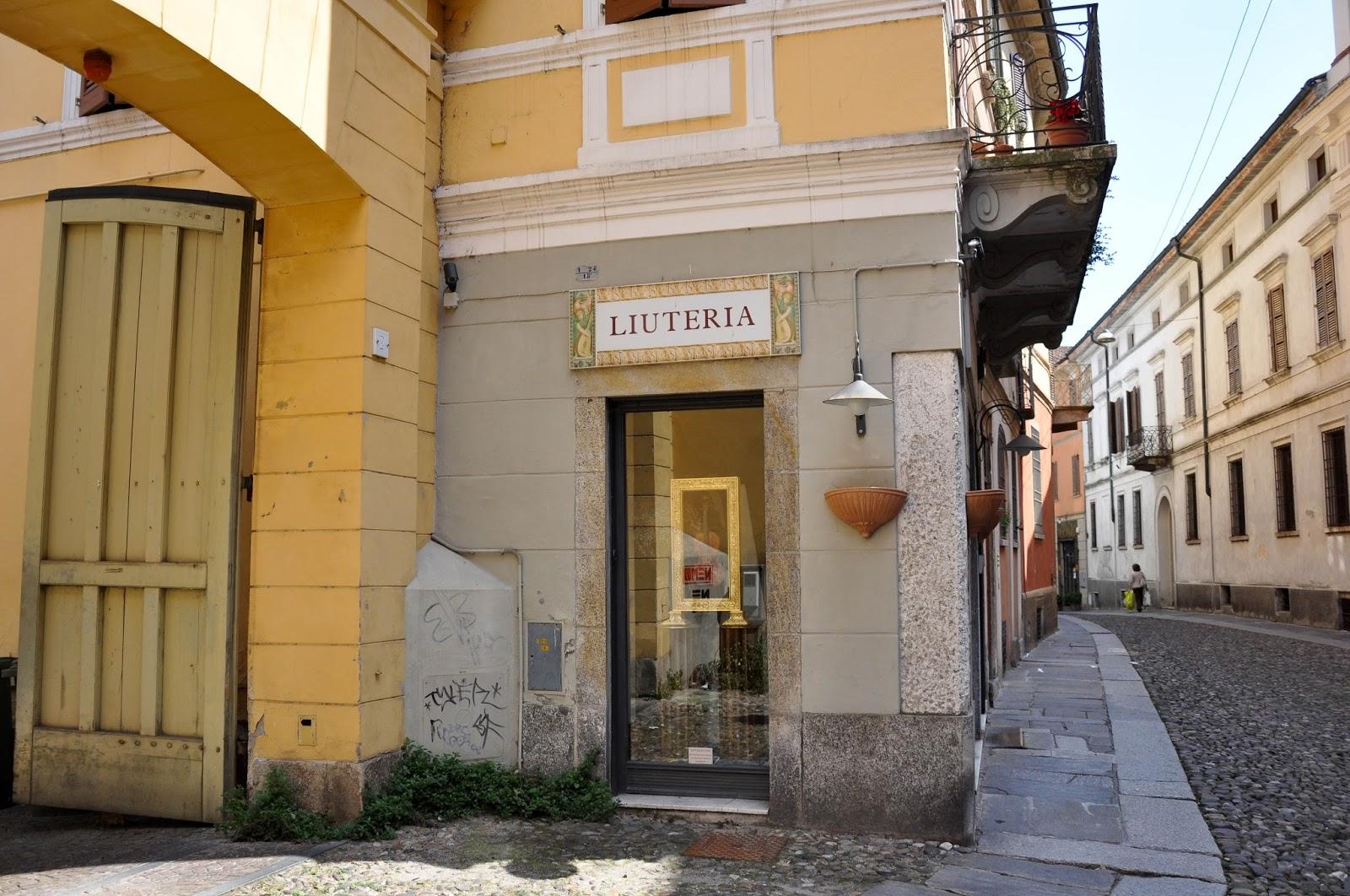 Liuteria, Cremona, Italy