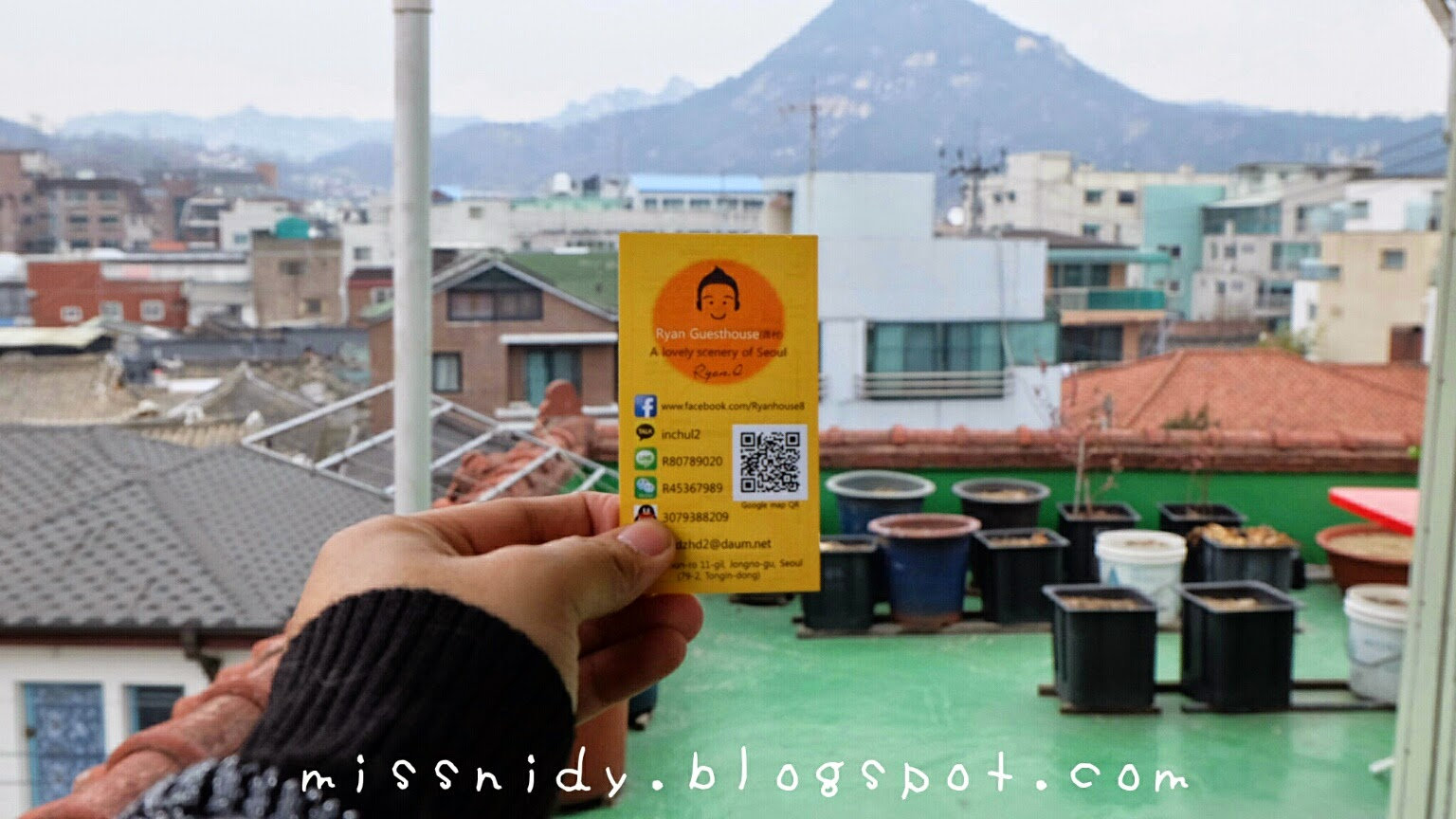 guesthouse in seoul