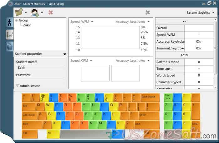 RapidTyping Typing Tutor Software Full Version Download