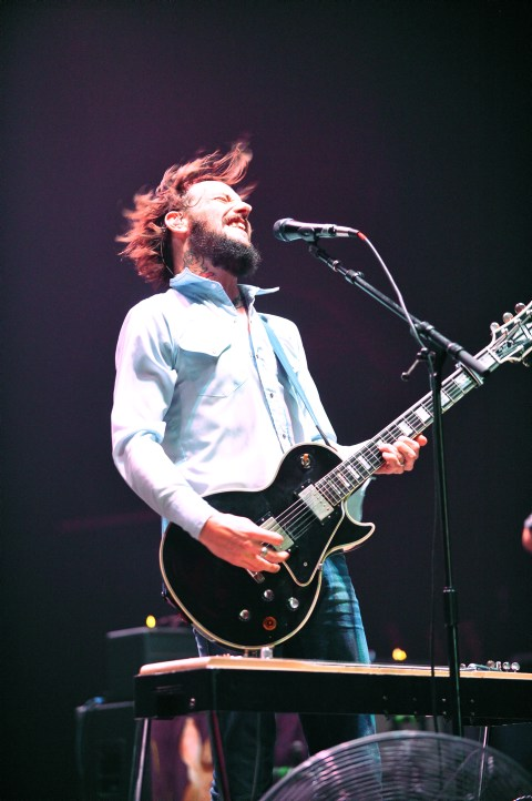Rock The Body Electric: Glide Review: Band of Horses Live