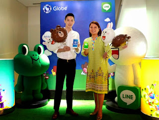 Globe, LINE Offer Php4 Per Minute Call From Abroad