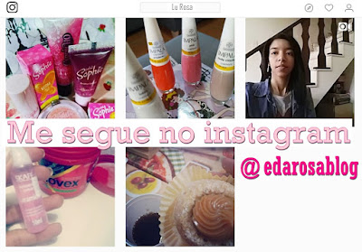 Instagram da Lu Rosa