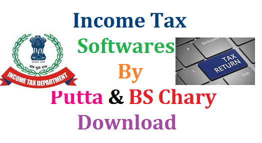 Income Tax Sortwares by Putta Srinivas Reddy and BS Chary Download | Income Tax Software by Bakka Srinivasa Chary, www.tsutfmlg.in for Telangana nad AP Teachers Download Here | Software for Income Tax Calculation by Putta Srinivas Reddy, www.putta.in | PresentlyTrial Versions are Going on | Download Calculators of Income Tax for the Financial Year 2016-17 income-tax-sortwares-by-putta-srinivas-bs-chary-download-ap-ts-teachers