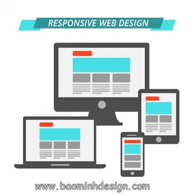Thiết kế website responsive tại Đồng Tháp