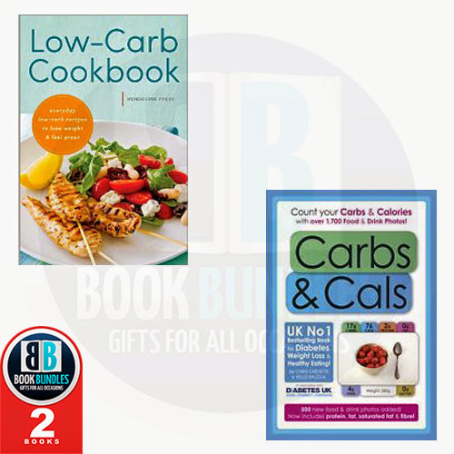 Low Carbs & Cals Cookbook Recipes For Weight Loss