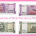 Check Out the Dimensions of New Currency Notes (Banknote)