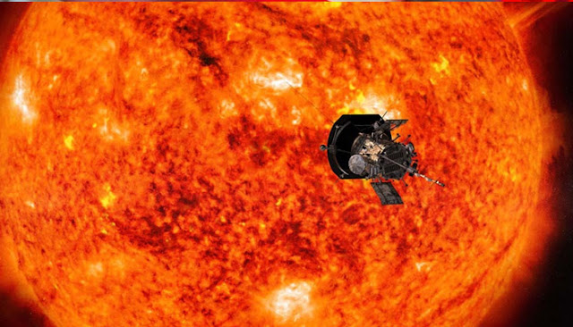 Solar Space Mission Probes Secrets of Sun´s Atmosphere