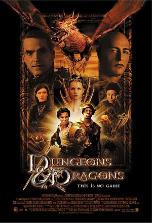 Dungeons And Dragons 2000 BRRip Hindi Dual Audio 300mb