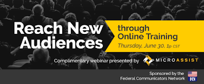 Reach New Audiences through Online Training