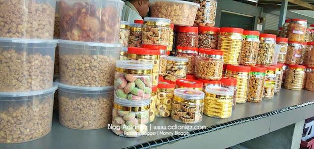 Makanan Nismilan Sodap | Kedai Makan Pak Raub & Kuih Muih Kak Wok, Pedas