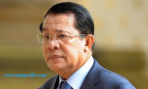 Thủ tướng Campuchia Hun Sen có chuyến thăm chính thức Việt Nam