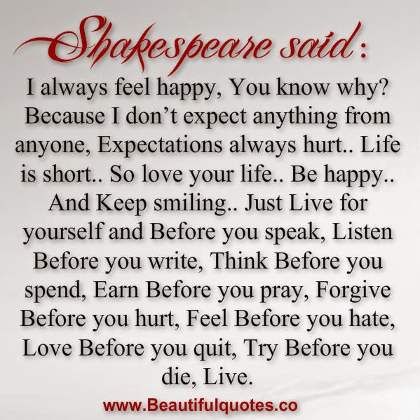 Shakespeare Quotes On Beautiful Eyes: Beautiful Quotes: Shakespeare Said: