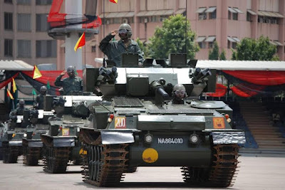 Nigeria placed at 4th out of 30 African countries with the most powerful military in Africa