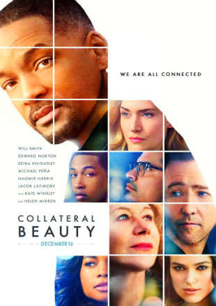 Collateral Beauty 2016 Full Movie  720p English ESub 700Mb