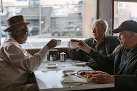 Going In Style Alan Arkin, Morgan Freeman and Michael Caine Image 1 (6)