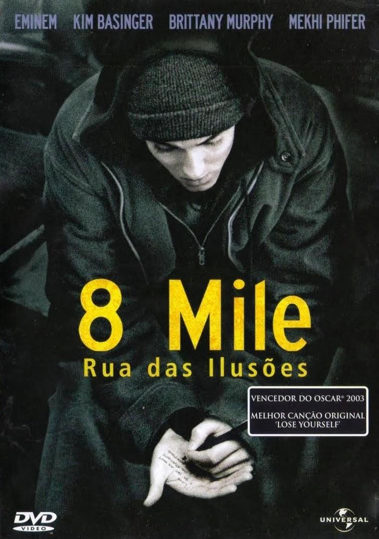 Poster do filme 8 Mile: Rua das Ilusões