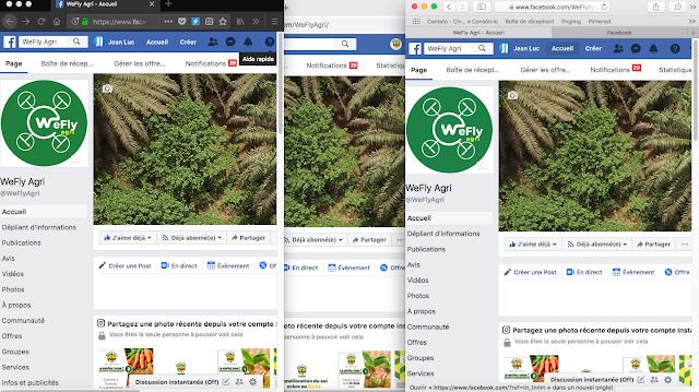 Un bug sur les pages facebook empêche la publication de nouveaux statuts, A Unix Mind In A Windows World