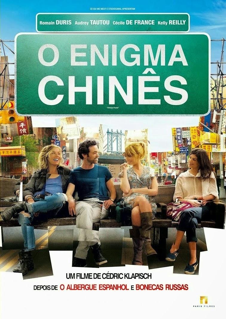 O Enigma Chinês – Dublado (2013)